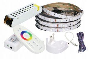 Rodzaje taśm LED