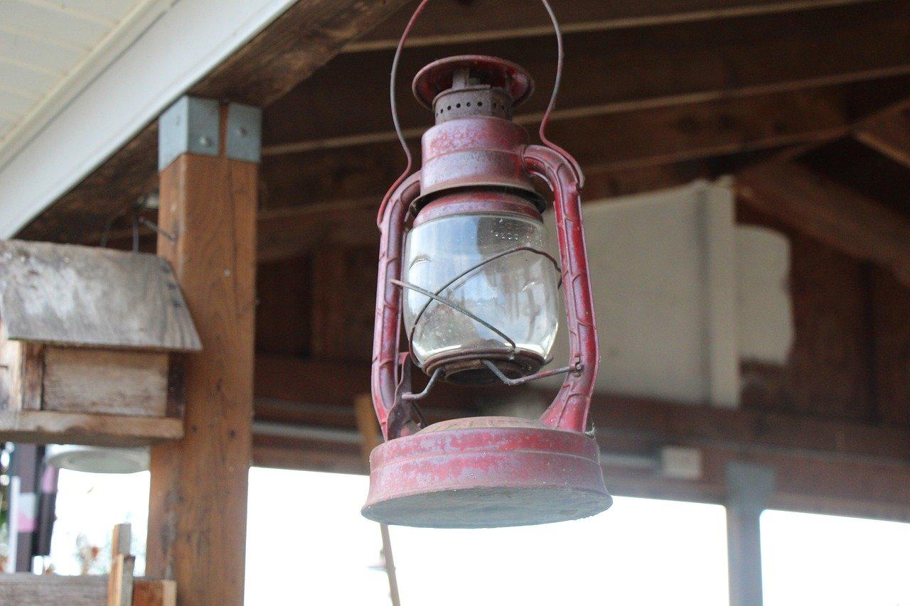 lampy wiszące do ogrodu