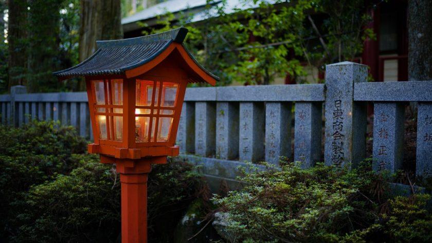 Nowoczesne oświetlenie ogrodowe