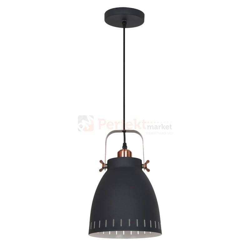Italux-Franklin-MD-HN8026M-B-RC-lampa-wiszaca-czarna