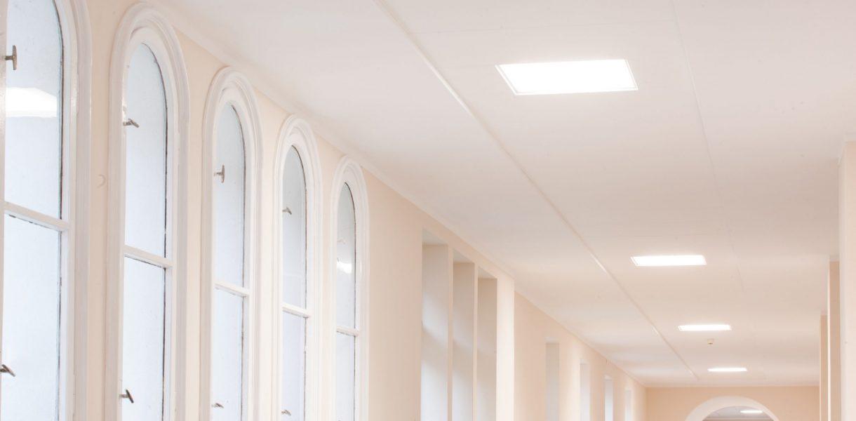modernizacja oświetlenia na terenie uzdrowiska